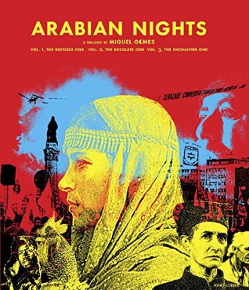 Arabian Nights Trilogy (2015) (3 Blu-rays)