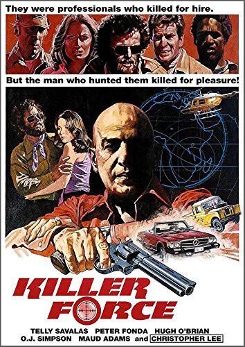 Killer Force - (aka The Diamond Mercenaries) (1976)