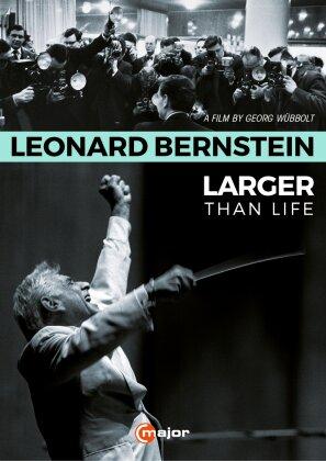 Leonard Bernstein (1918-1990) - Larger than Life (C Major, Unitel Classica)