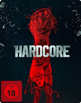 Hardcore (2015) (Steelbook)