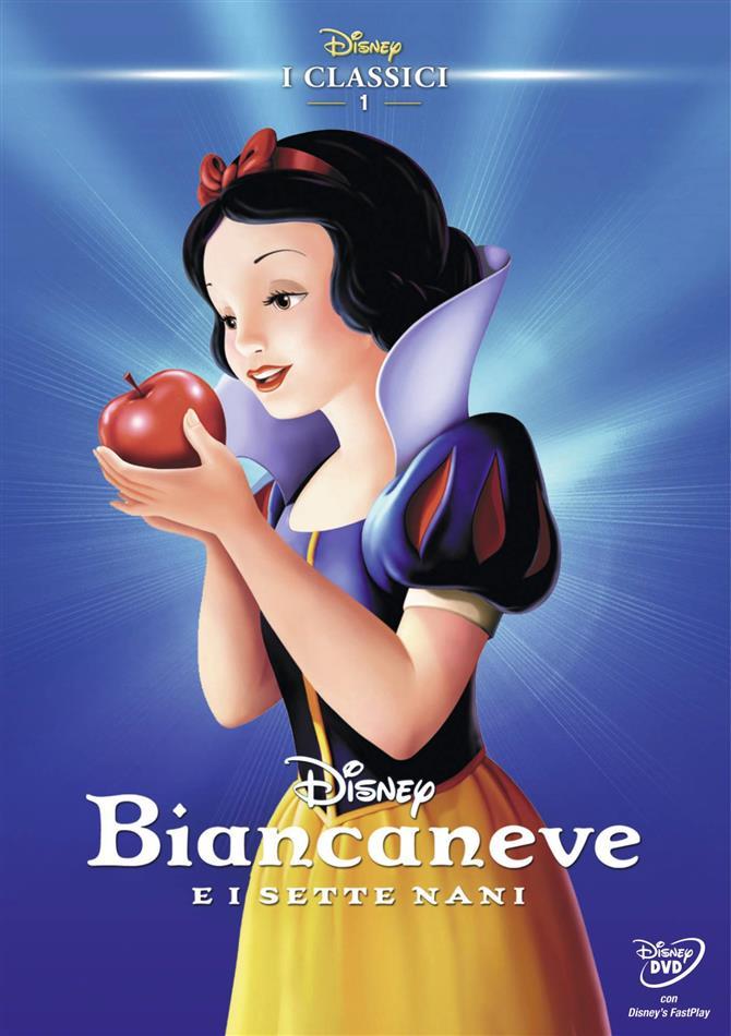 Biancaneve e i sette nani (1937) (Disney Classics)
