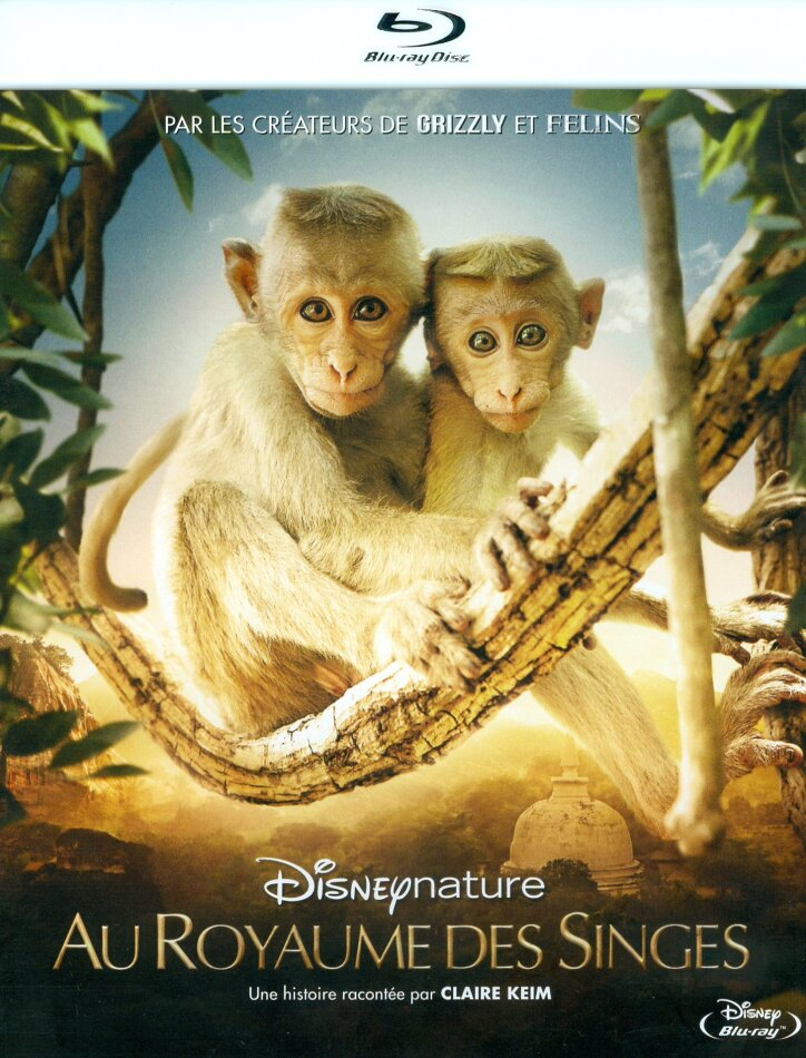 Au royaume des singes (2015)