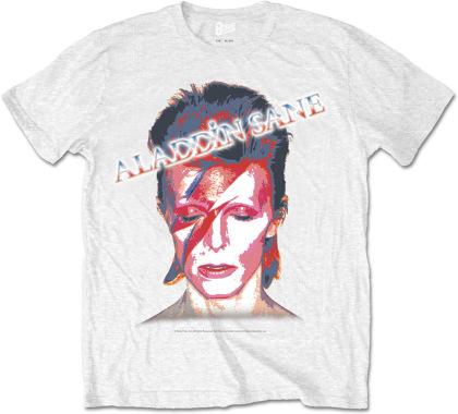 David Bowie Unisex Tee - Aladdin Sane