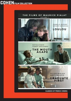 The Films of Maurice Pialat - Vol. 1 (Cohen Film Collection - Classics of French Cinema, 3 DVDs)