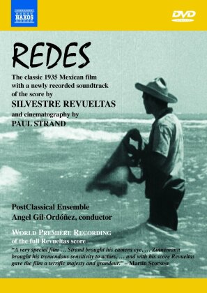 Post-Classical Ensemble, … - Revueltas - Redes (Naxos)