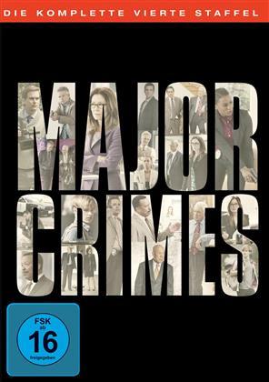 Major Crimes - Staffel 4 (5 DVDs)
