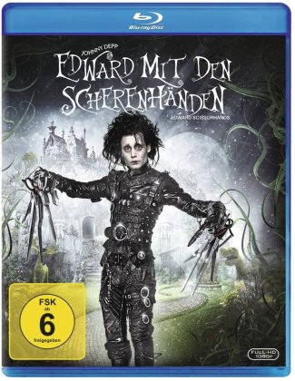 Edward mit den Scherenhänden (1990) (4K Mastered)