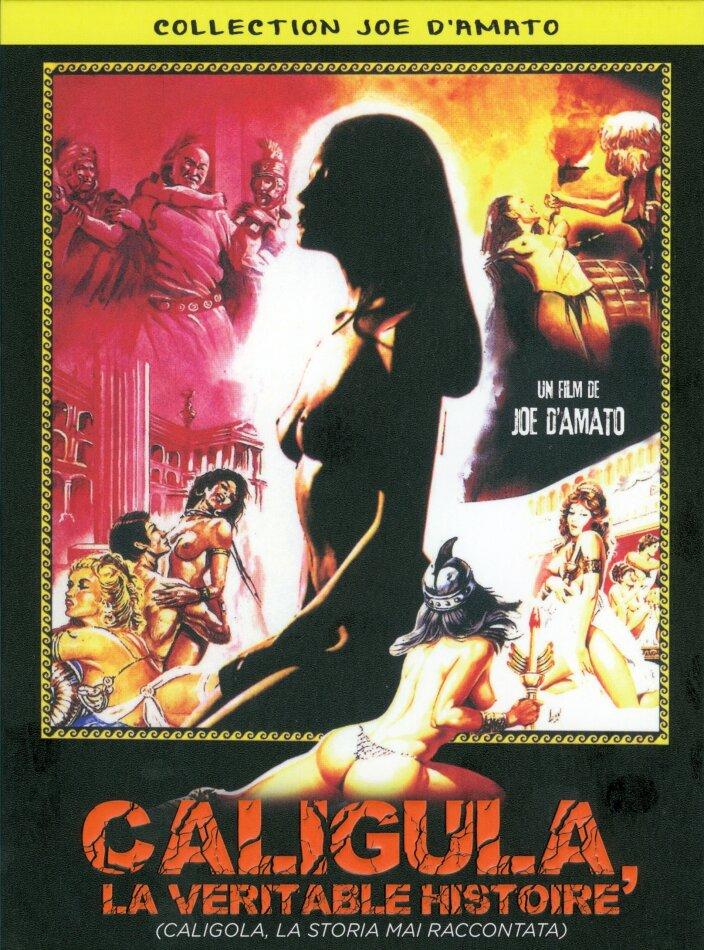 Caligula, la véritable histoire (1982) (Collection Joe D'Amato, Uncut, 2 DVDs)
