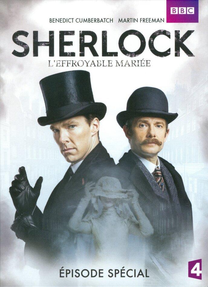 Sherlock - L'effroyable mariée (2016) (BBC, 2 DVDs)