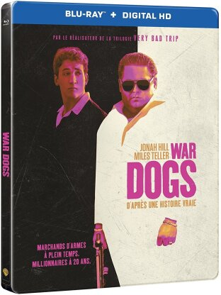War Dogs (2016) (Limited Steelbook)