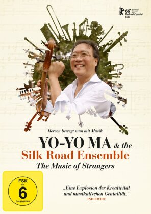 Yo-Yo Ma & The Silk Road Ensemble - The Music of Strangers (2015)