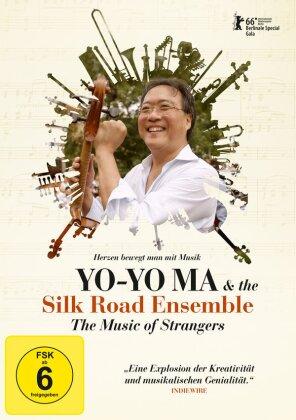Yo-Yo Ma & The Silk Road Ensemble - The Music of Strangers (2015)