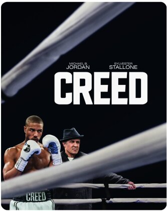 Creed (2015) (Edizione Limitata, Steelbook)