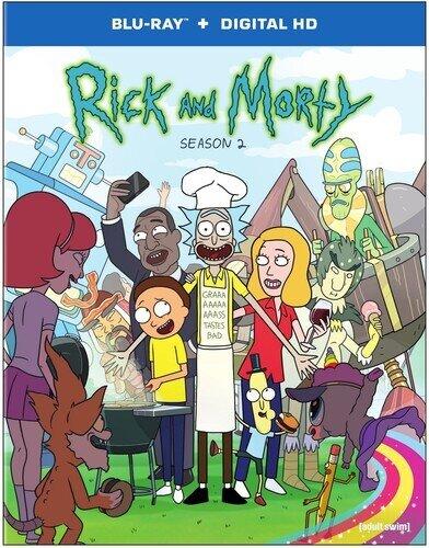 Rick & Morty - Season 2