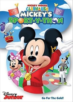 Mickey Mouse Clubhouse - Mickey's Sport-Y-Thon