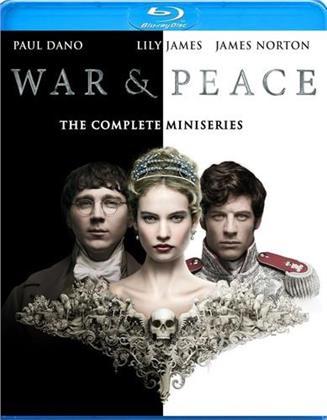 War & Peace - TV Mini-Series (2 Blu-rays)