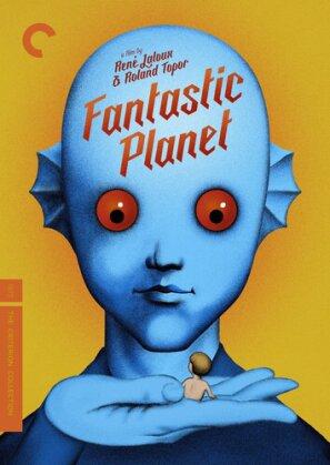 Fantastic Planet (1973) (Criterion Collection)