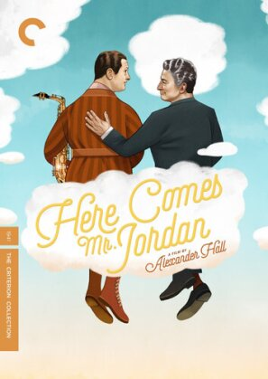 Here Comes Mr Jordan (1941) (Criterion Collection)