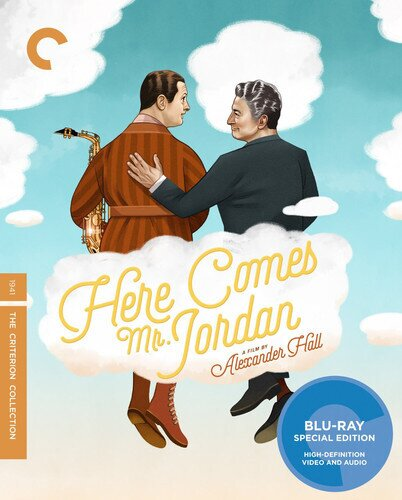 Here Comes Mr. Jordan (1941) (Criterion Collection)