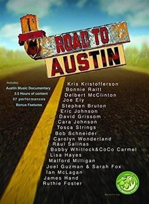 Various Artists - Road to Austin