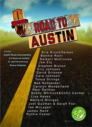 Various Artists - Road To Austin (2 DVDs)