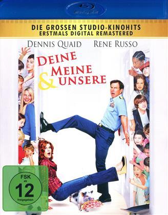 Deine, meine & unsere (2005) (Die grossen Studio-Kinohits, Remastered)