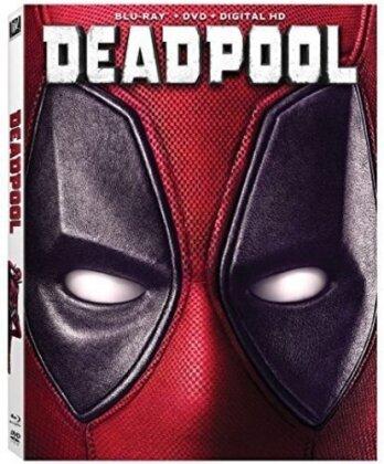 Deadpool - Deadpool / (Dhd) (2016) (Blu-ray + DVD)