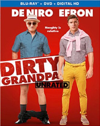 Dirty Grandpa (2016) (Blu-ray + DVD)