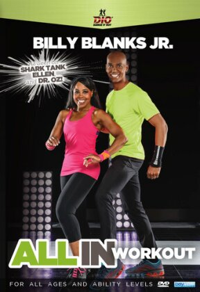 Billy Blanks Jr. - Dance it Out: All In Workout