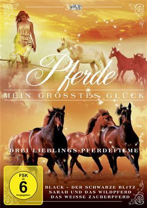 Pferde - Mein grösstes Glück (Neuauflage, 3 DVDs)