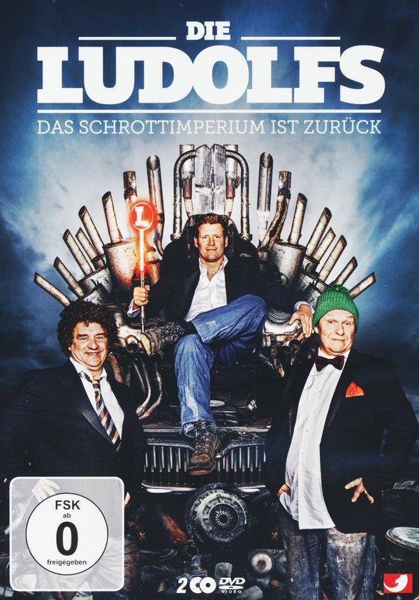 Die Ludolfs - Das Schrottimperium ist zurück (2 DVDs)
