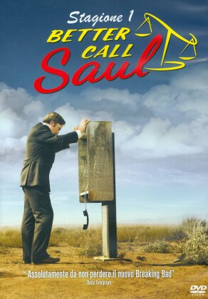 Better Call Saul - Stagione 1 (3 DVD)