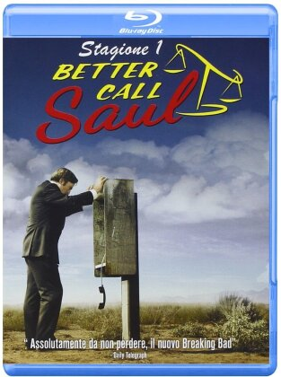 Better Call Saul - Stagione 1 (3 Blu-ray)
