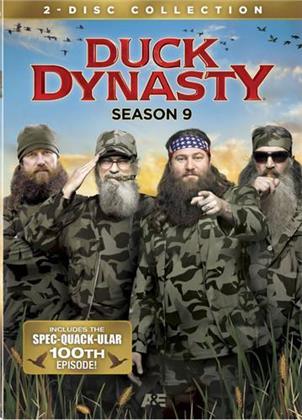 Duck Dynasty - Season 9 (2 DVDs)