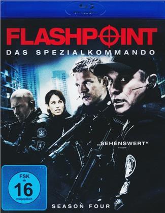 Flashpoint - Das Spezialkommando - Staffel 4 (3 Blu-rays)