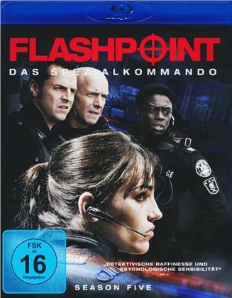 Flashpoint - Das Spezialkommando - Staffel 5 (2 Blu-rays)