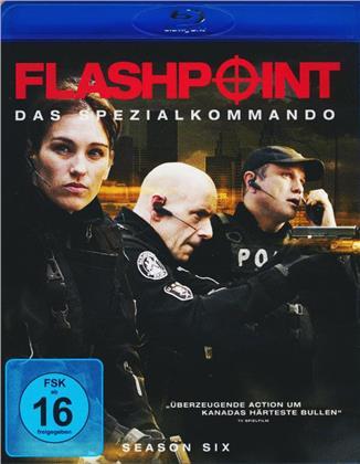 Flashpoint - Das Spezialkommando - Staffel 6 (2 Blu-rays)