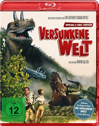 Versunkene Welt (1960) (Special Edition, Blu-ray + DVD)