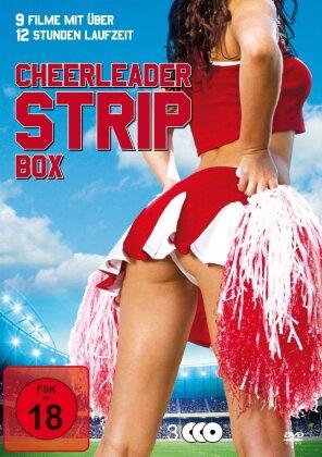 Cheerleader Strip Box (3 DVDs)