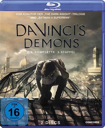 Da Vinci's Demons - Staffel 3 (2 Blu-rays)