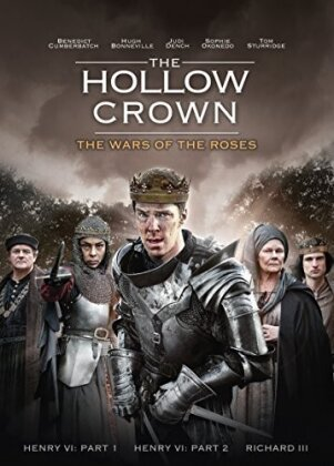 The Hollow Crown - Season 2 - The Wars of the Roses (3 DVDs)
