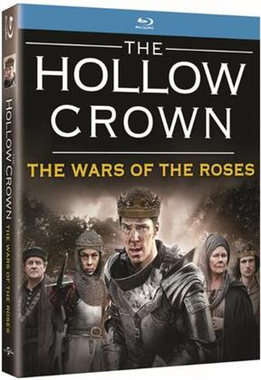 The Hollow Crown - Season 2 - The Wars of the Roses (2 Blu-rays)