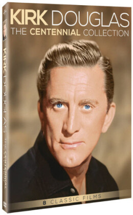 Kirk Douglas - The Centennial Collection (5 DVDs)
