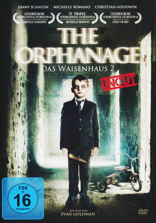 The Orphanage - Das Waisenhaus 2 (2013) (Uncut)