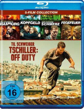 Tatort - Til Schweiger Box + Tschiller: Off Duty (6 Blu-rays)