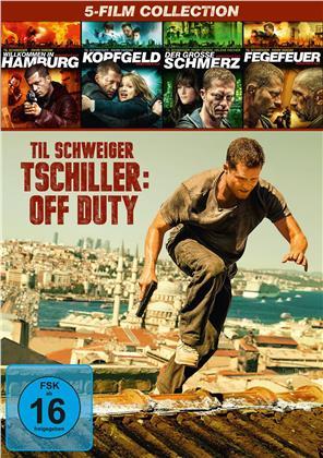 Tatort - Til Schweiger Box + Tschiller: Off Duty (6 DVDs)