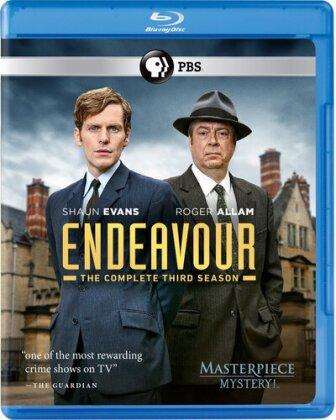 Endeavour - Season 3 (Masterpiece Mystery, 2 Blu-rays)