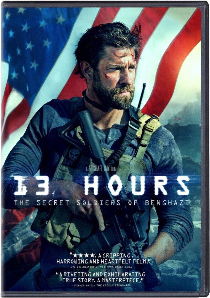 13 Hours - The Secret Soldiers of Benghazi (2016)