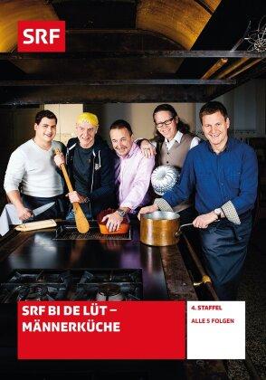SRF bi de Lüt - Männerküche - Staffel 4