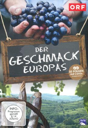 Der Geschmack Europas (2 DVDs)